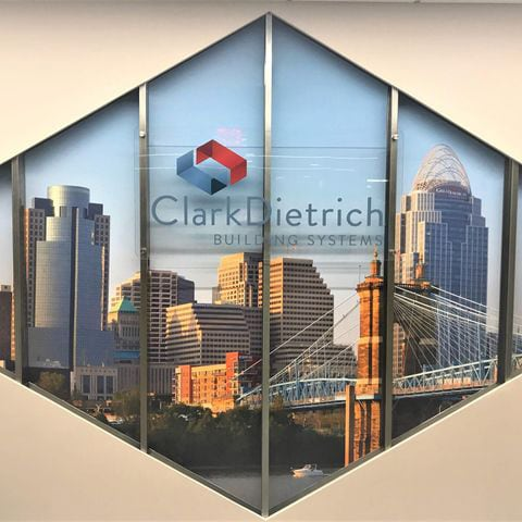 Wall Graphics & Wall Wraps Cincinnati