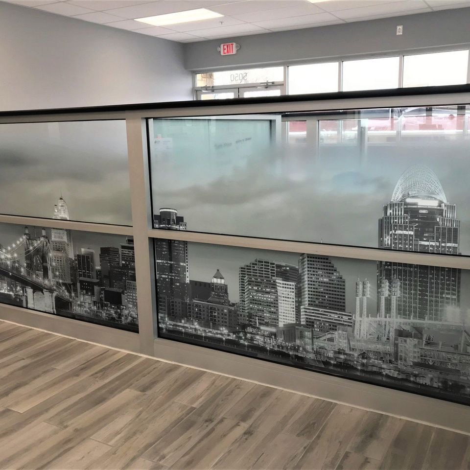 gradient window film cincinnati OH