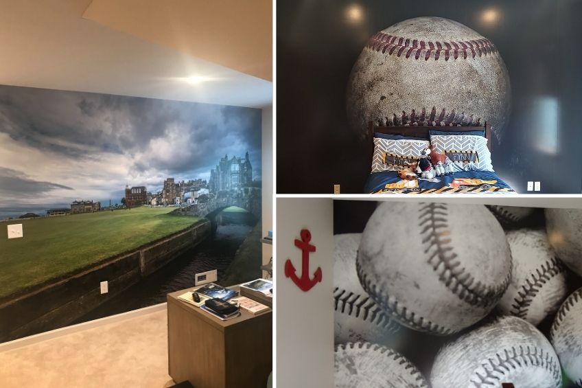 custom wallpaper examples